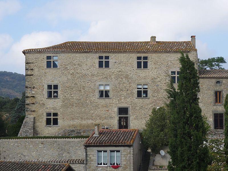 Photo du Monument Historique Château situé à Villar-en-Val
