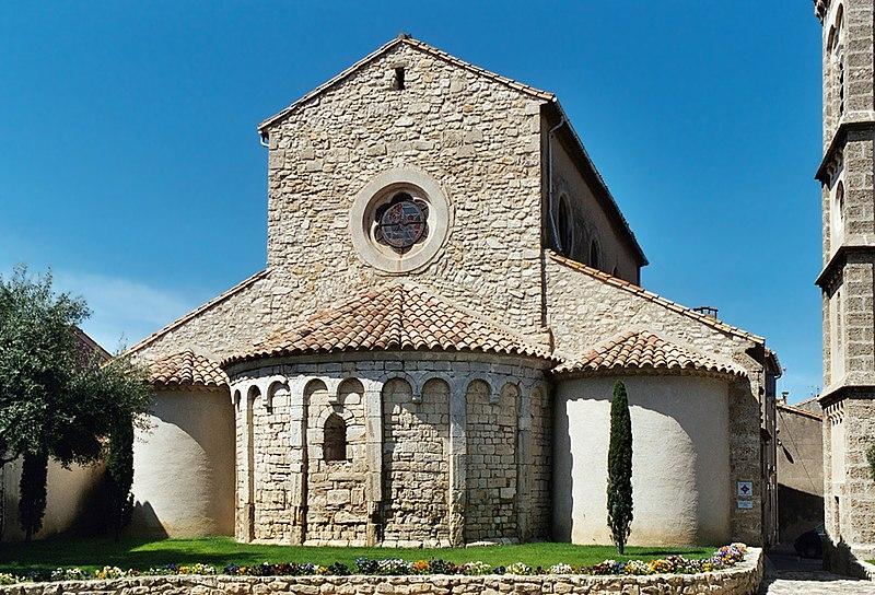 Photo du Monument Historique Eglise Saint-Martin situé à Vinassan