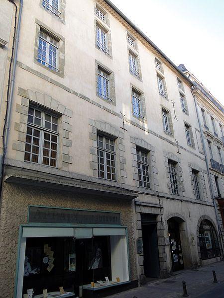 Photo du Monument Historique Immeuble situé à Carcassonne