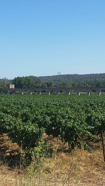 Photo du Monument Historique Canal du Midi situé à Azille