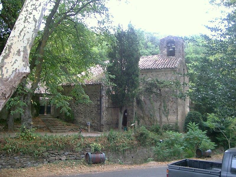 Photo du Monument Historique Eglise paroissiale Saint-Saturnin situé à Palairac