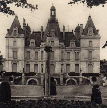 Photo du Monument Historique Château du Terral situé à Ouveillan
