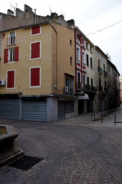 Photo du Monument Historique Ancienne maison consulaire situé à Narbonne