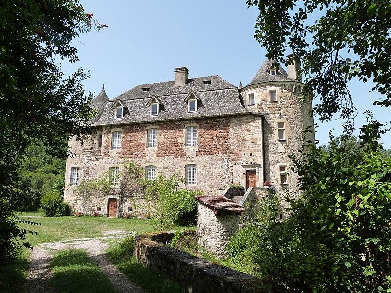Photo du Monument Historique Château de Saint-Julien d'Empare situé à Capdenac-Gare