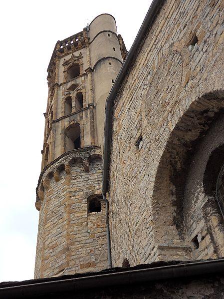 Photo du Monument Historique Eglise Notre-Dame de l'Espinasse situé à Millau