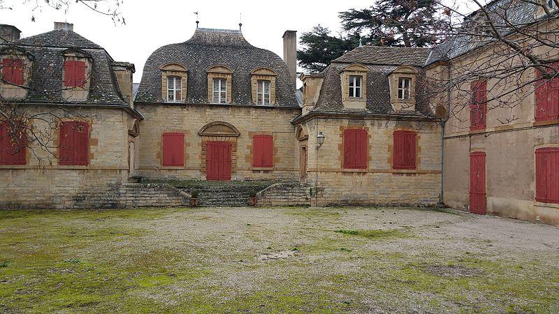 Photo du Monument Historique Hôtel de Sambucy situé à Millau