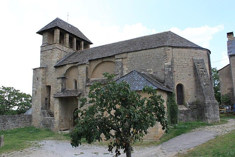 Photo du Monument Historique Eglise situé à Palmas