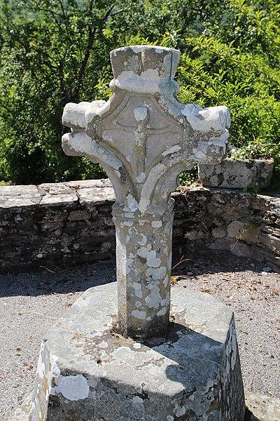 Photo du Monument Historique Croix de pierre situé à Plaisance