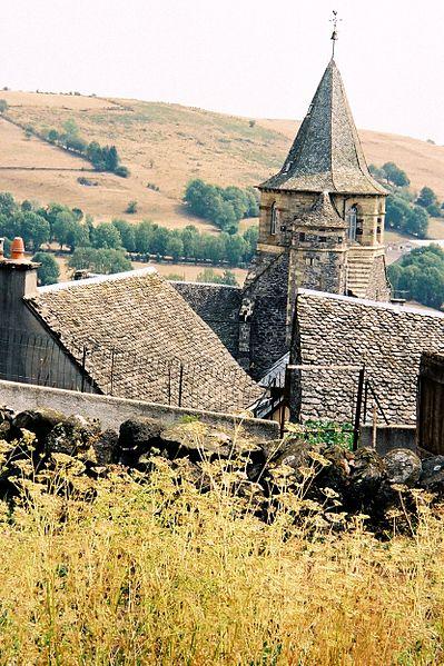 Photo du Monument Historique Eglise situé à Prades-d'Aubrac