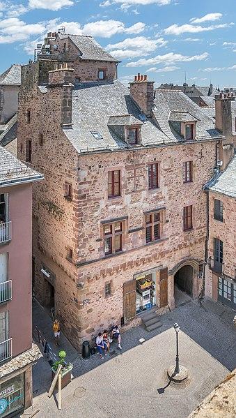 Photo du Monument Historique Maison de Benoit situé à Rodez