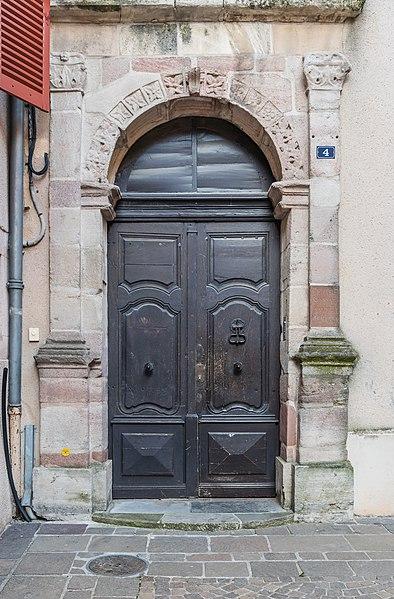 Photo du Monument Historique Maison situé à Rodez