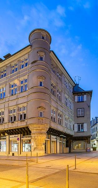 Photo du Monument Historique Maison Renaissance dite de l'Annonciation situé à Rodez
