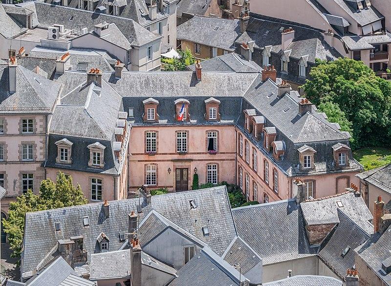 Photo du Monument Historique Préfecture situé à Rodez