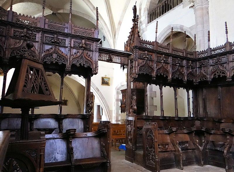 Photo du Monument Historique Eglise situé à Salles-Curan