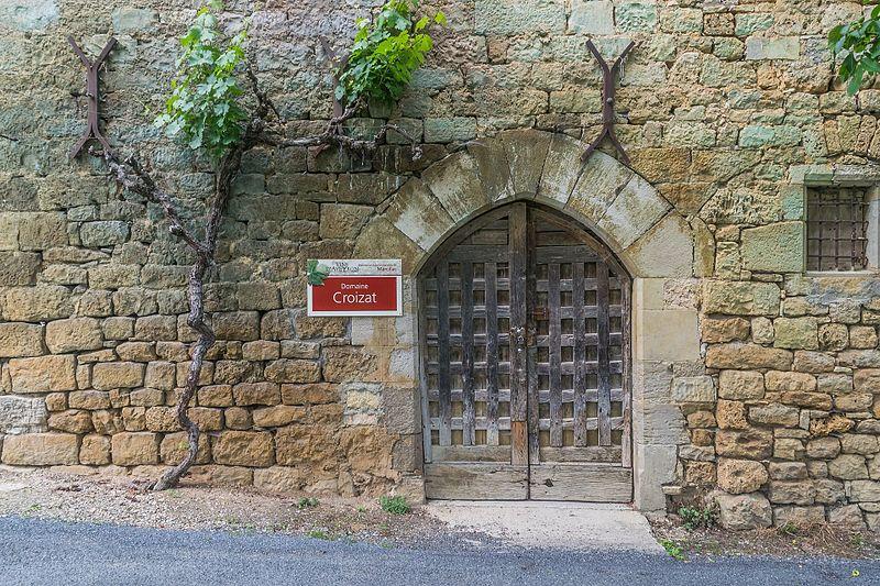 Photo du Monument Historique Maison de la fin du 18e siècle situé à Salles-la-Source