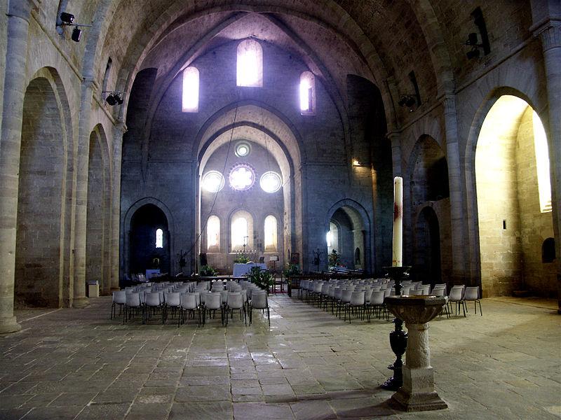 Photo du Monument Historique Ancienne abbaye situé à Sylvanès