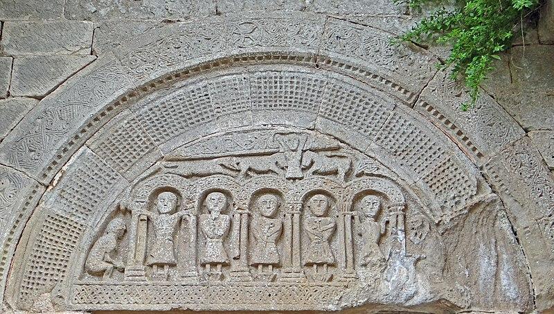 Photo du Monument Historique Ancienne église situé à Versols-et-Lapeyre