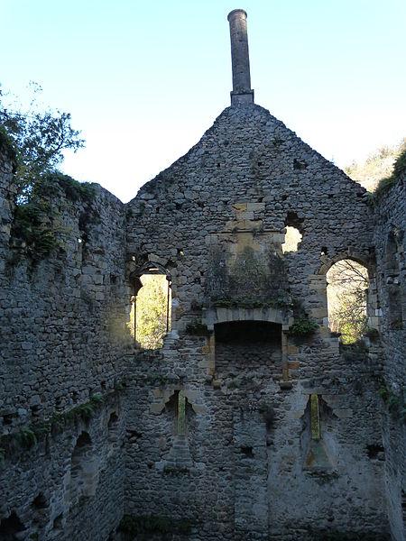 Photo du Monument Historique Ancien hôpital des Anglais situé à Peyrusse-le-Roc