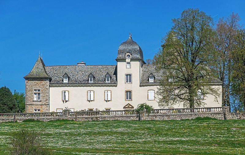 Photo du Monument Historique Château de Dalmayrac situé à Rodelle