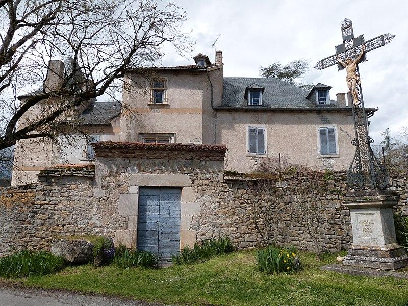 Photo du Monument Historique Château de Toulonjac situé à Toulonjac