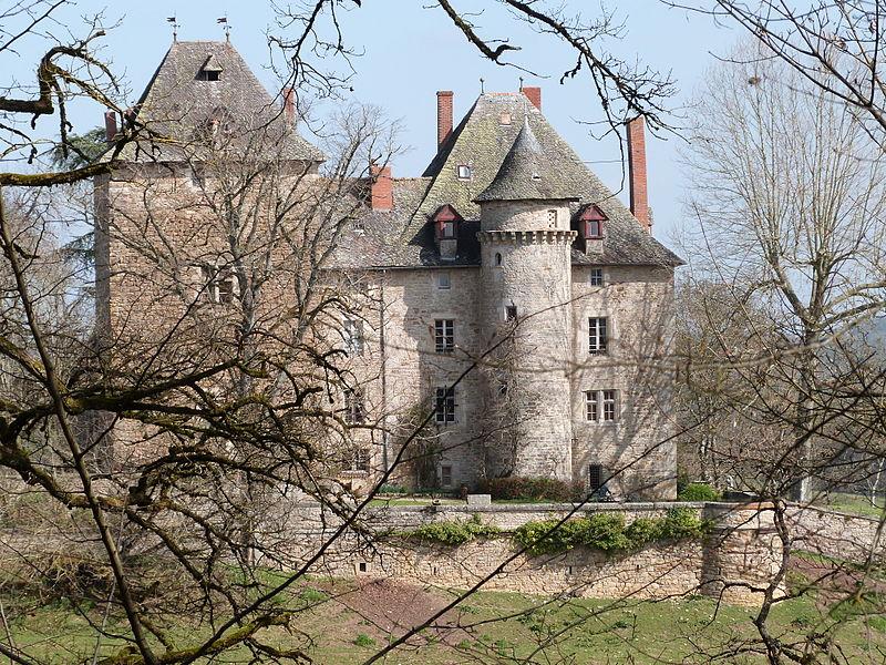 Photo du Monument Historique Château de la Pèze situé à Savignac