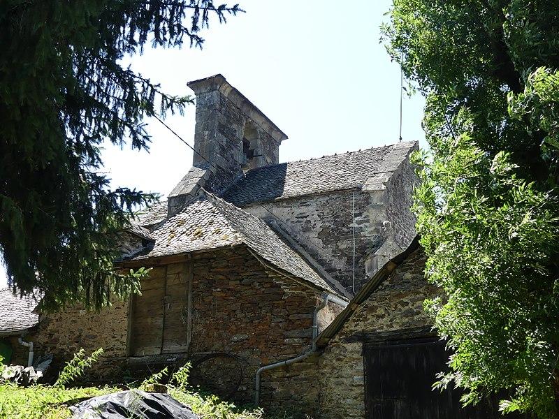 Photo du Monument Historique Chapelle de l'Ouradou situé à Estaing