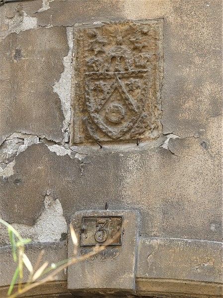 Photo du Monument Historique Ancien hôtel de Sambucy de Miers situé à Millau