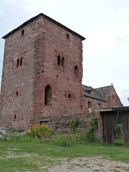 Photo du Monument Historique Ancienne grange monastique de Ruffepeyre situé à Mayran