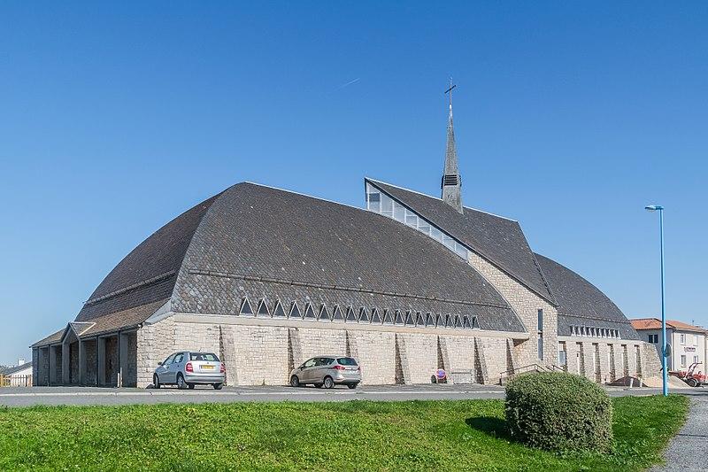 Photo du Monument Historique Eglise Saint-Joseph l'Artisan situé à Onet-le-Château