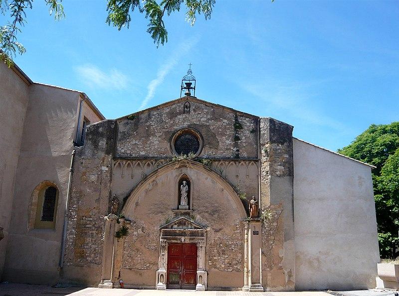 Photo du Monument Historique Chapelle Notre-Dame de Consolation, dite chapelle Saint-Jacques ou de l'Hôpital situé à Aix-en-Provence