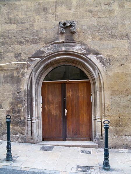 Photo du Monument Historique Couvent des Augustins situé à Aix-en-Provence