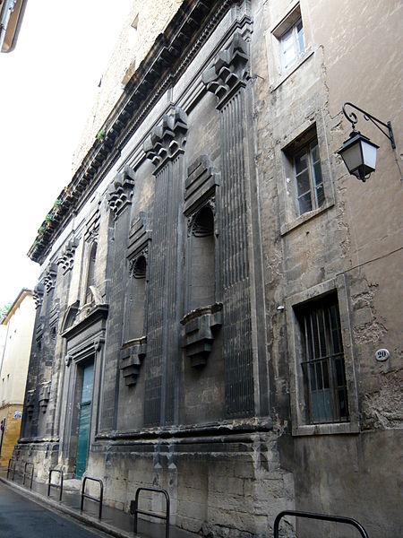 Photo du Monument Historique Couvent des Jésuites situé à Aix-en-Provence