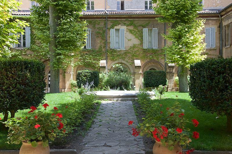 Photo du Monument Historique Couvent des Prêcheurs (vestiges) (voir aussi Eglise de la Madeleine) situé à Aix-en-Provence