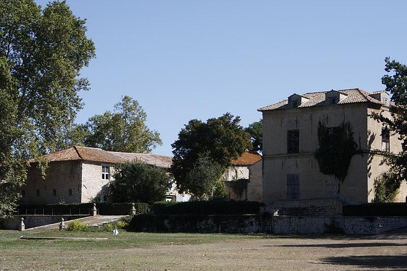 Photo du Monument Historique Domaine du Grand-Saint-Jean situé à Aix-en-Provence