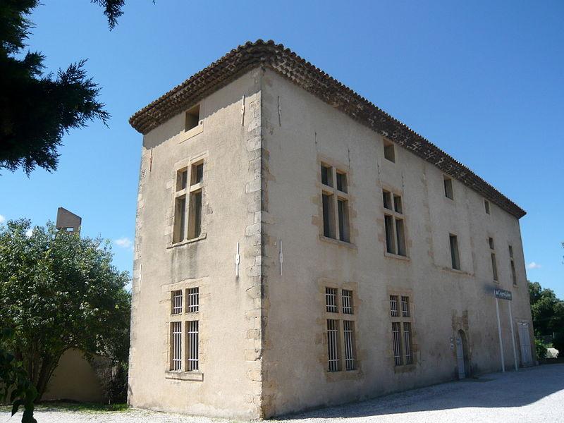 Photo du Monument Historique Immeuble dit Enclos des Décormis situé à Aix-en-Provence
