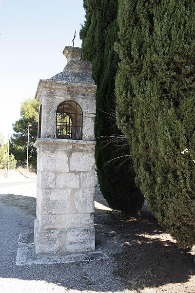 Photo du Monument Historique Oratoire Notre-Dame situé à Aix-en-Provence