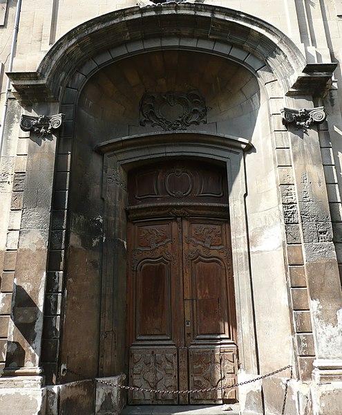 Photo du Monument Historique Ecole du Lau (ou Dulau) situé à Arles