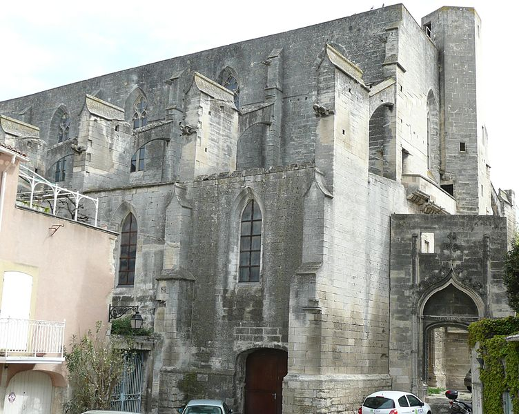 Photo du Monument Historique Ancien couvent des Dominicains ou Frères Prêcheurs situé à Arles