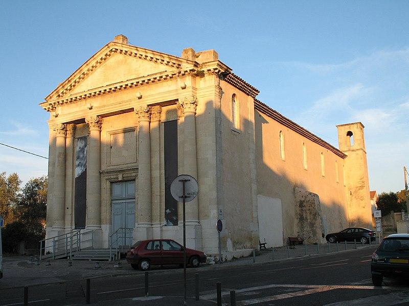 Photo du Monument Historique Chapelle des Pénitents Noirs situé à Aubagne