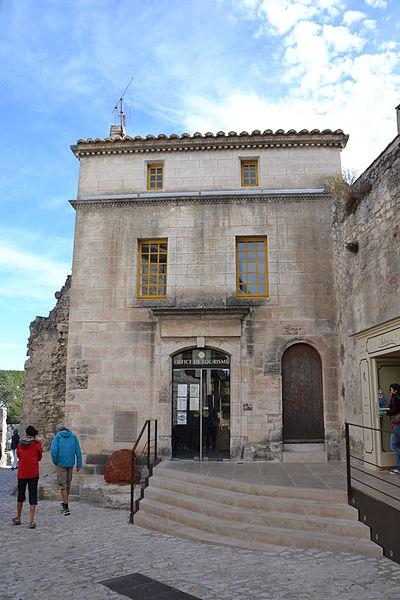 Photo du Monument Historique Immeuble dit Restes de la Maison du Roi situé à Baux-de-Provence (Les)