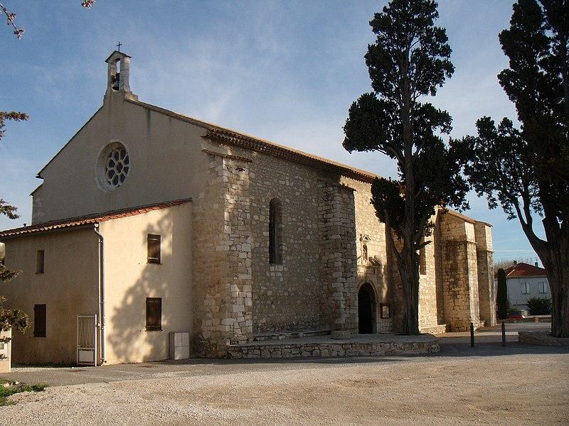 Photo du Monument Historique Chapelle Notre-Dame de Caderot situé à Berre-l'Etang