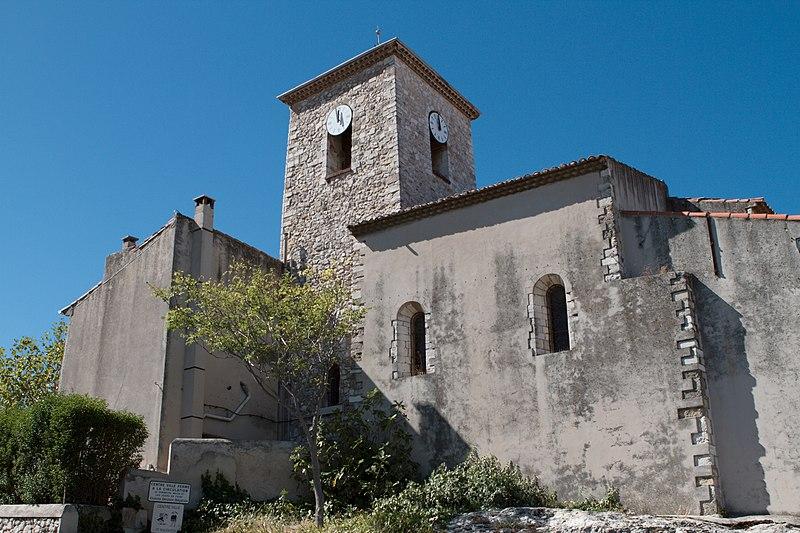 Photo du Monument Historique Eglise situé à Bouc-Bel-Air