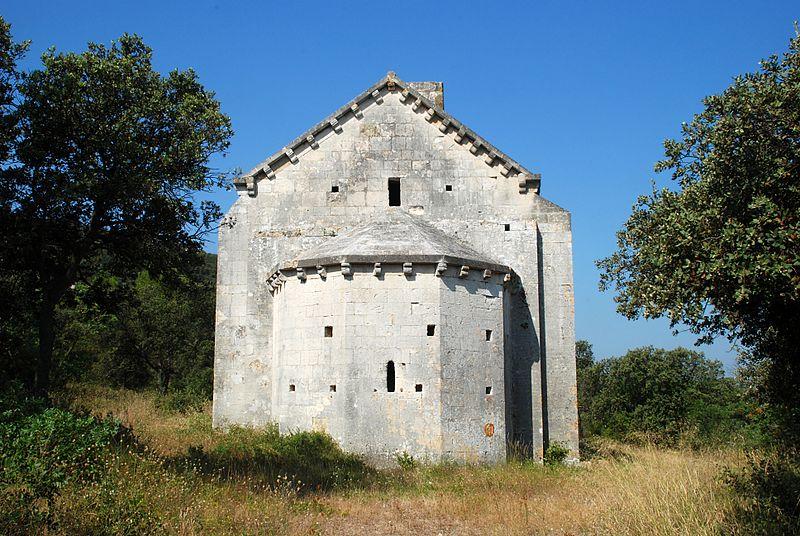 Photo du Monument Historique Chapelle Saint-Julien situé à Boulbon