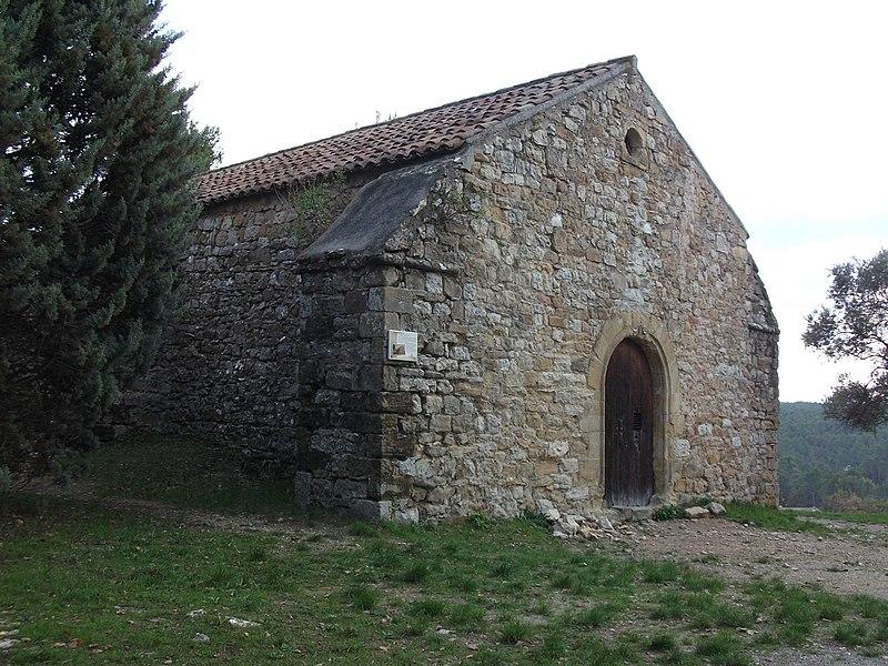 Photo du Monument Historique Chapelle Saint-Michel situé à Fuveau