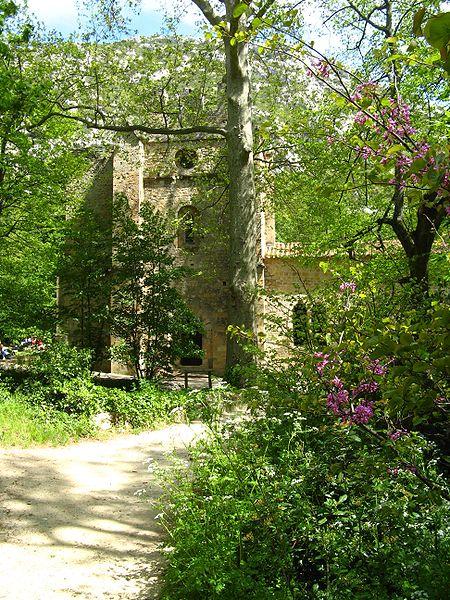 Photo du Monument Historique Abbaye de Saint-Pons situé à Gémenos