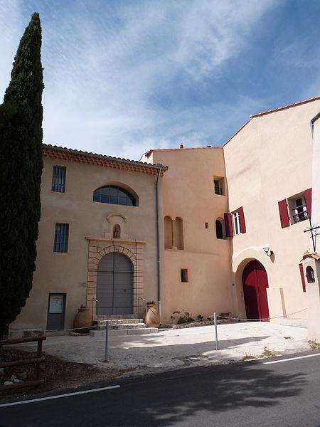 Photo du Monument Historique Chapelle Saint-Jean de Garguier situé à Gémenos