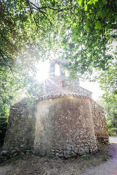 Photo du Monument Historique Chapelle Saint-Martin situé à Gémenos