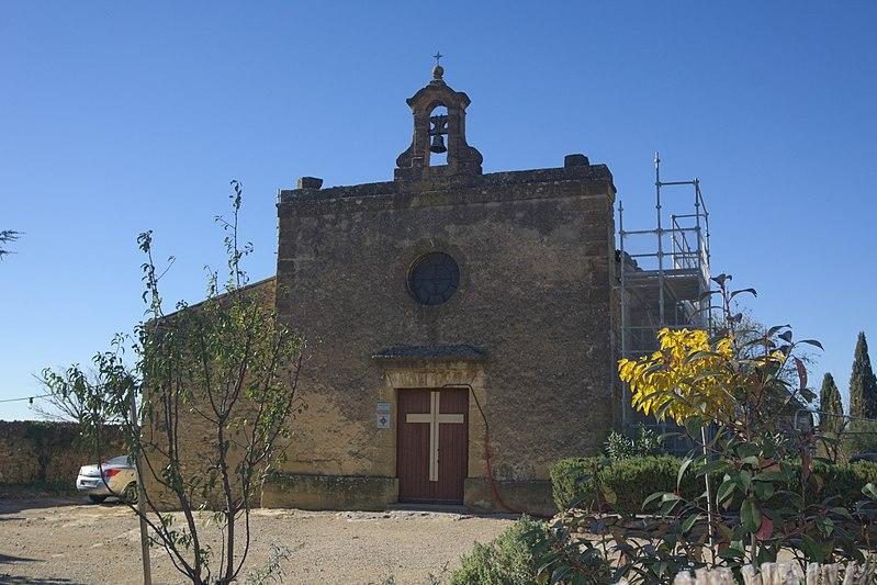 Photo du Monument Historique Chapelle Saint-Roch situé à Lambesc