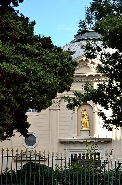 Photo du Monument Historique Chapelle des Pénitents Blancs du Saint-Esprit situé à Marseille