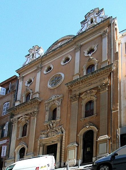 Photo du Monument Historique Eglise de la Mission de France situé à Marseille